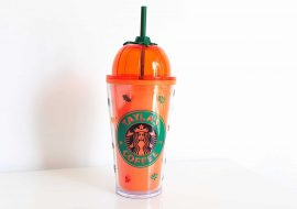 Starbucks Tumbler Project & Where To Find Blank Tumblers!