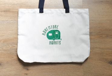 Cricut Infusible Ink Project – The Blank Cricut Tote Bag & EasyPress