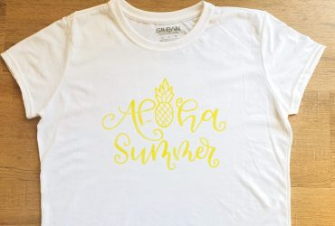 Cricut Infusible Ink Shirt – Alternative Infusible Ink Blanks