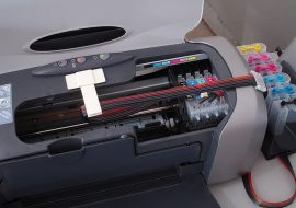 Continuous Ink Supply Systems For Sublimation – INKXPRO & More