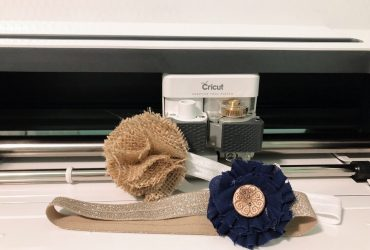 No-Sew Baby Headbands With The Cricut Maker
