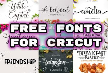 The Best Free SVG Files For Cricut & Silhouette - Free ...