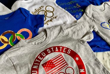 DIY Olympic Shirts – SVGs, Materials, and Tips!