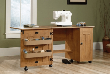 Sauder Sewing And Craft Table Review – Find The Best Price!