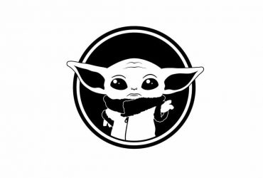 Baby Yoda SVGs For Cricut (and some Star Wars SVGs)!