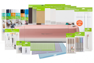 The Best Cricut Bundle – Cricut Maker, Explore Air 2, & Joy Bundles