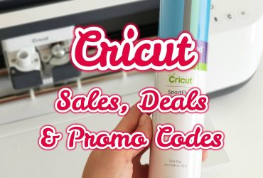 Weekly Cricut, Craft, & Heat Press Deals – Find The Best Prices Here
