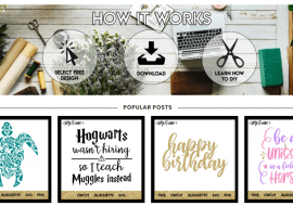 The Best Free SVG Files For Cricut & Silhouette – Free Cricut Images