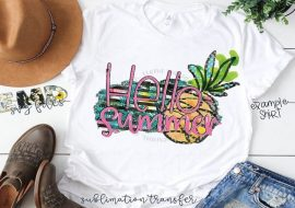 Sublimation Designs – Where To Find Them & What To Use!