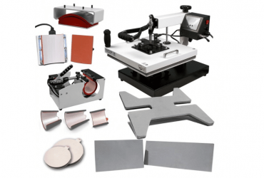 The Best Multifunction Heat Press Machines | 5 in 1 / 6 in 1 / 8 in 1