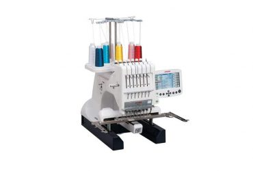 Janome MB7 Embroidery Machine Review