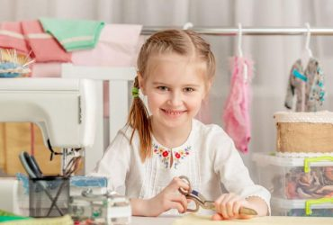 7 Best Sewing Machines For Kids – Buyers Guide!