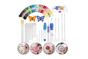 The Magic Embroidery Pen & Punch Needle Alternatives