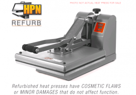 The Best Used Heat Press Machines For Sale