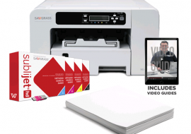 The Best Sublimation Printer [UPDATED 2021] Buyers Guide